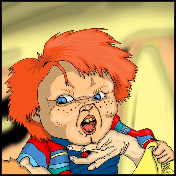 Chucky Blogg